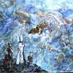 <b>Скандинавские руны - создание миров и человечества</b>